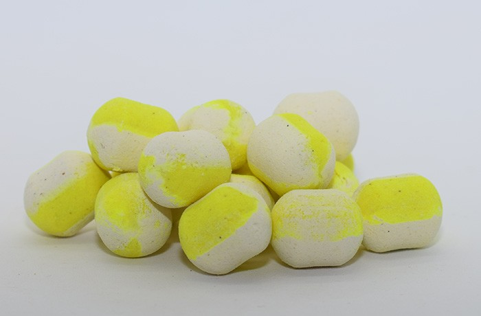 Yellow Berry - Wafter Dumbells - 16mm