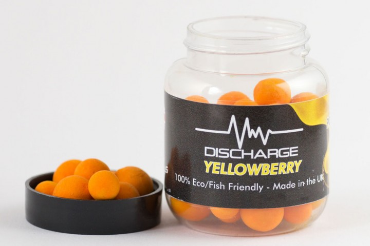 Discharge Yellow Berry -Pop Ups - 14mm