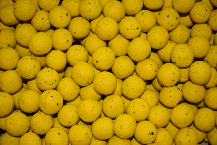 Yellow Berry Boilies