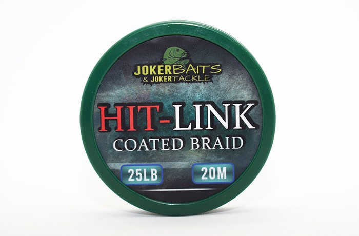Hit-Link - Coated Braid - 25lb