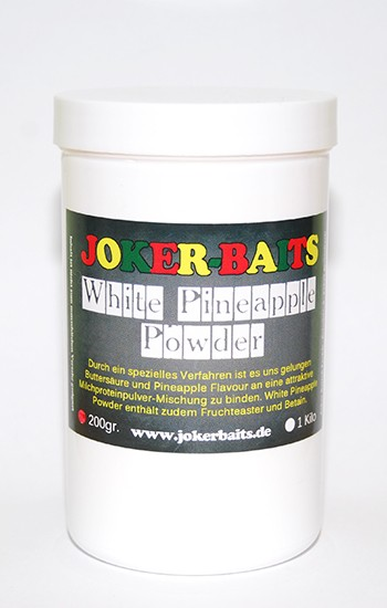 White Pineapple Powder