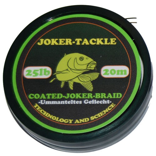 Coated Joker Braid - 25lb