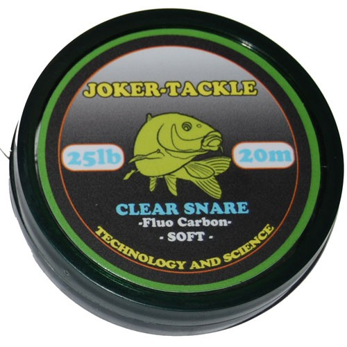 Clear Snare - Soft - 25lb