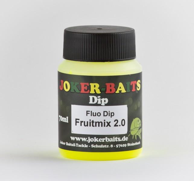 Fluo Dip - Fruitmix 2.0 - gelb- 70ml